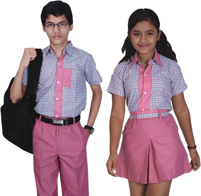 "Wearing a uniform is a badge of pride, creates an identity for a school and is an important part of being a school student. ""Uniforms show that you are part of an organisation."