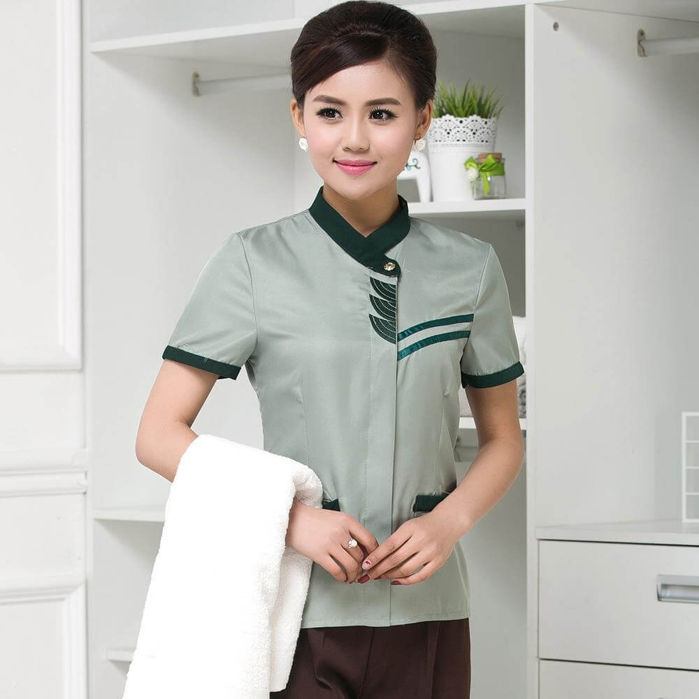 Mumbai Housekeeping Services Uniform | Atlas Infiniti